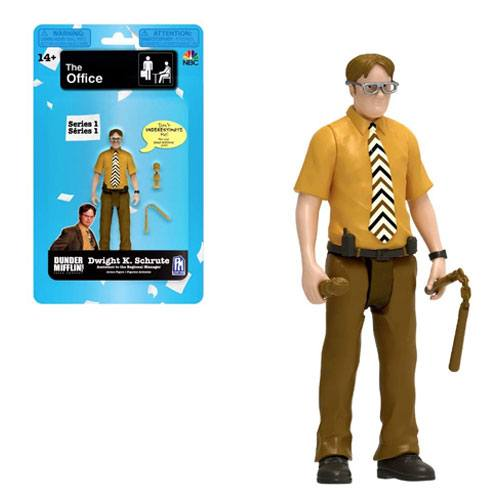 dwight schrute action figure