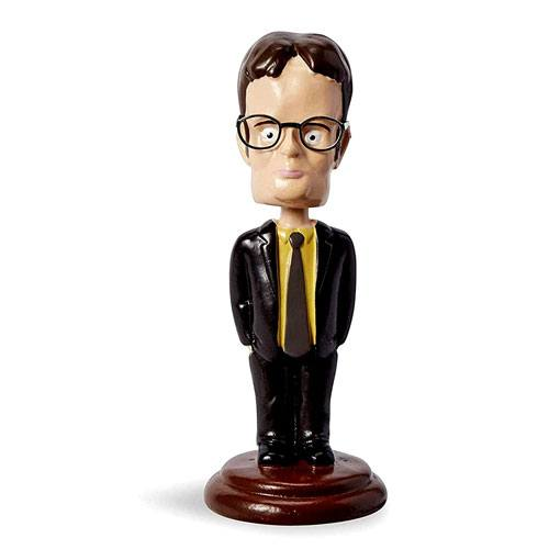 dwight schrute bobblehead figure