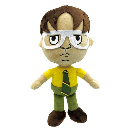 dwight schrute plush toy