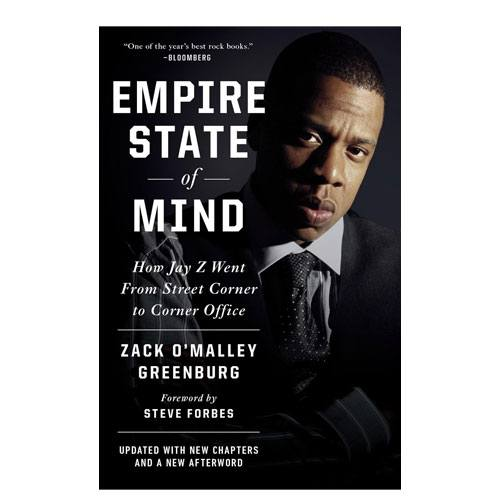 empire state of mind jay z book