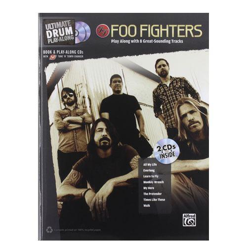 foo fighters drum along book