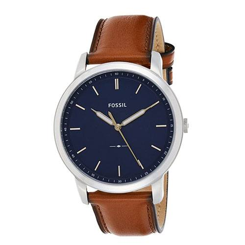 fossil casual mens watch