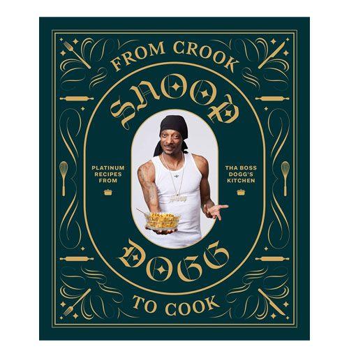 crook to cook snoop dogg book
