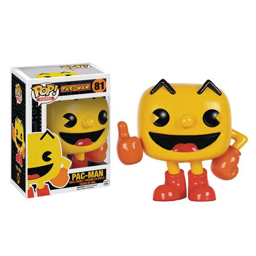 pac-man action figure