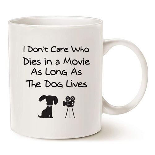 mug for movie lovers present