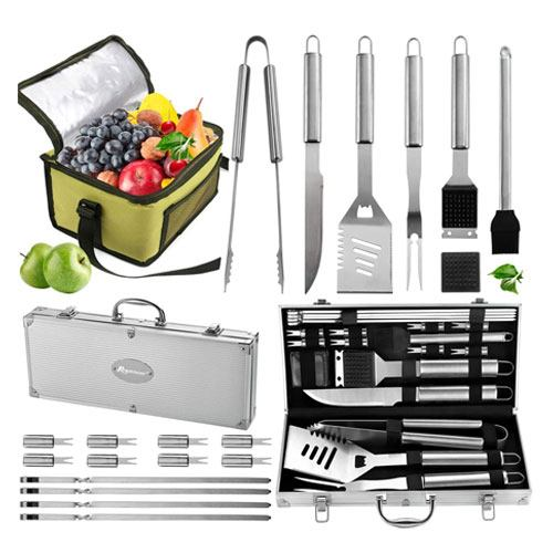 grilling accessories kit apology gift for men