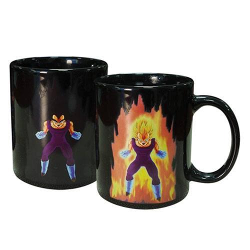 heat reactive vegeta mug