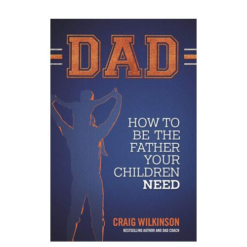 how to be the father your children need book