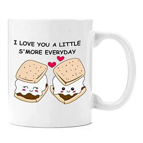 anniversary gifts for girlfriend mug