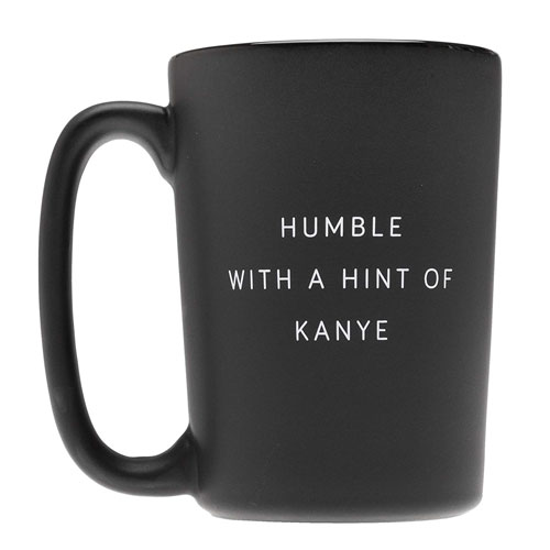 kanye west mug gift idea