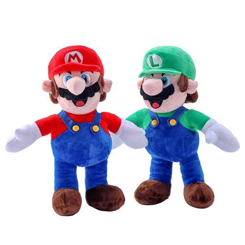 mario & luigi plush toys