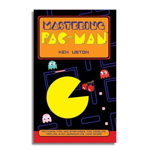 mastering pac-man book
