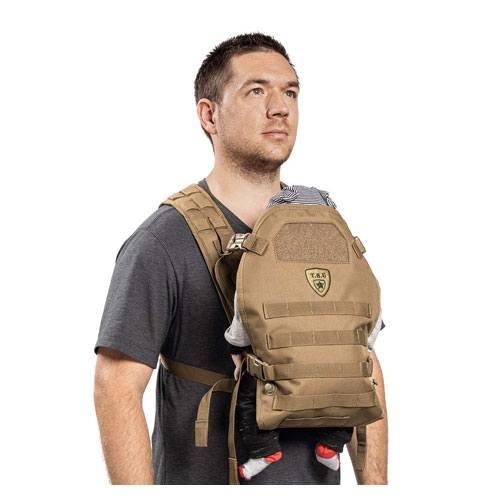 men's tactical baby carrier