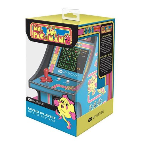 mini arcade machine gift