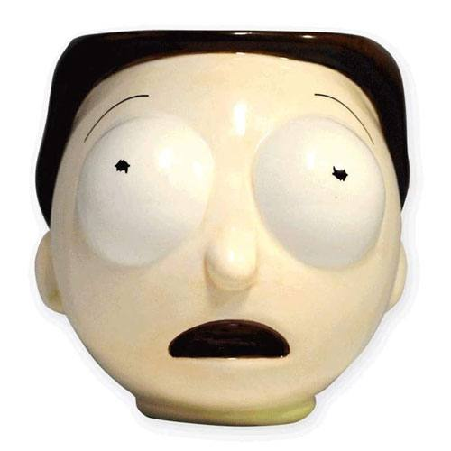 morty coffee mug gift idea