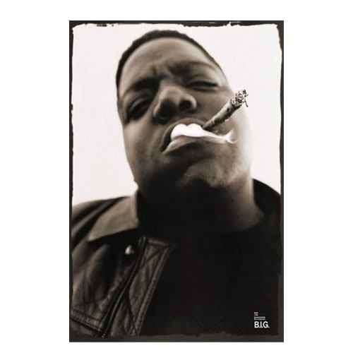 notorious big poster hip hop gift