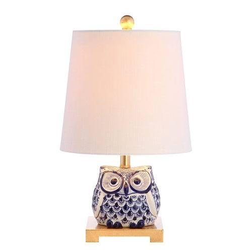 owl LED lamp gift