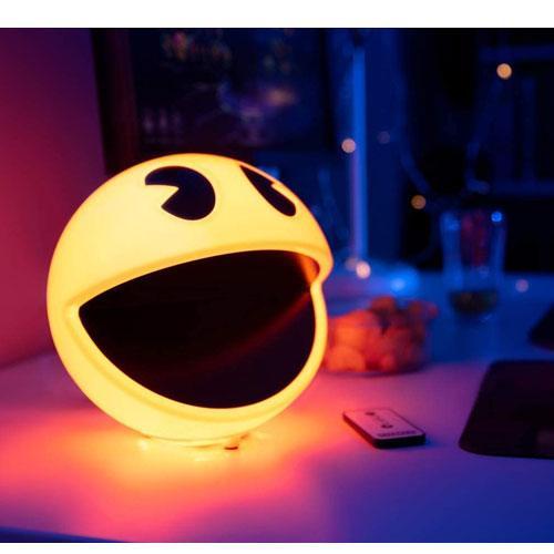 pac-man lamp gift idea