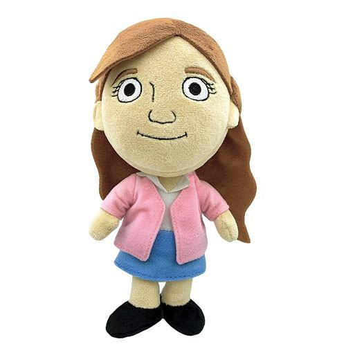 pam beesly plush toy