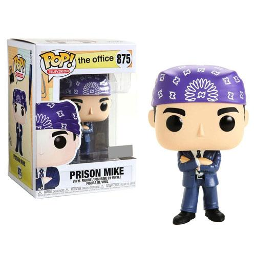 prison mike funko pop figure