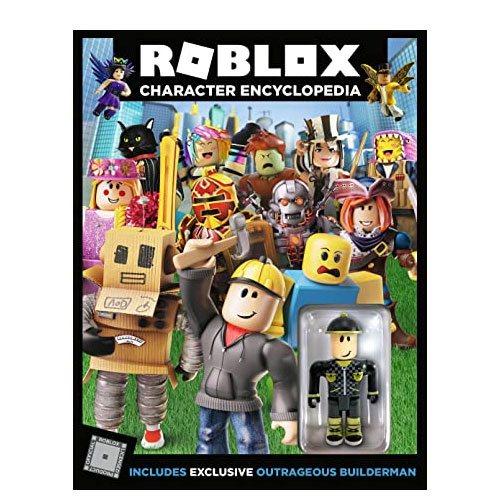 roblox character encyclopedia book