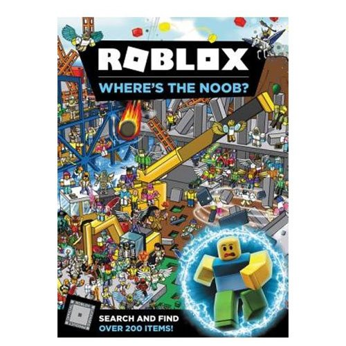 roblox gifts where's the noob book