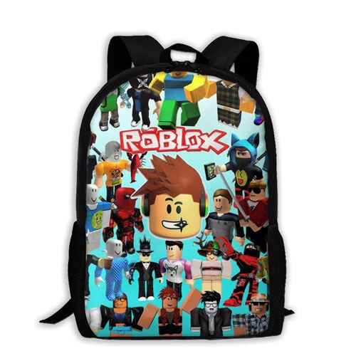 roblox pattern backpack bag