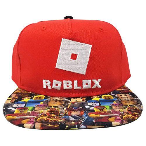 roblox snapback cap