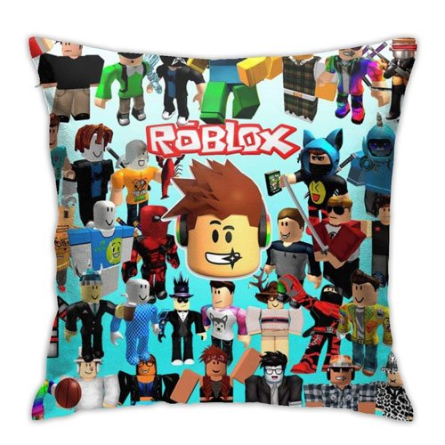 roblox throw pillow cover