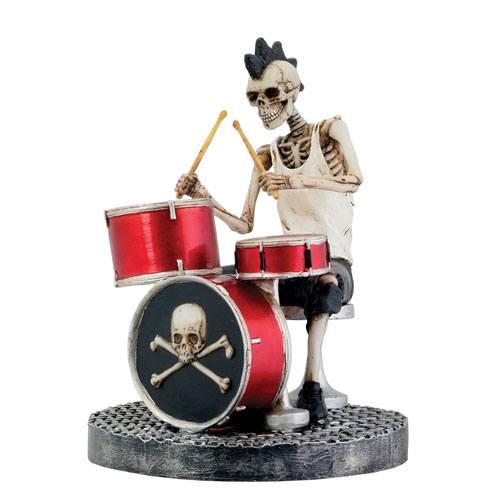 drummer collectible figurine