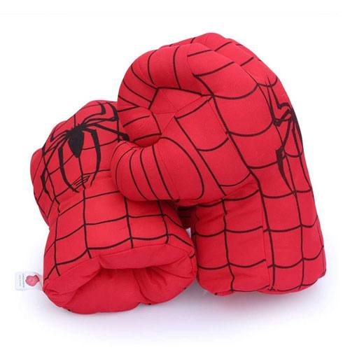 spiderman boxing fists toy