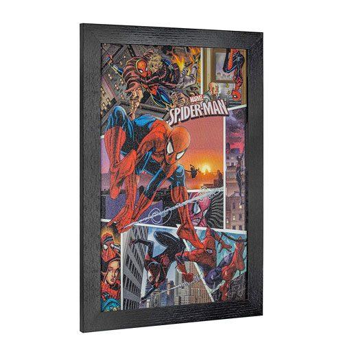 spiderman comic book cover art