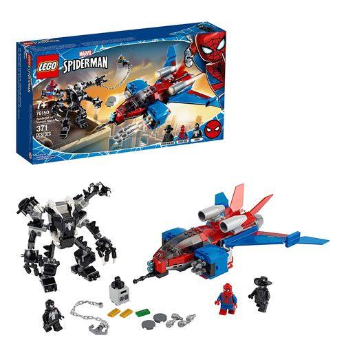 LEGO spiderman venom kit