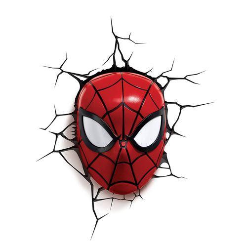 spiderman mask wall art