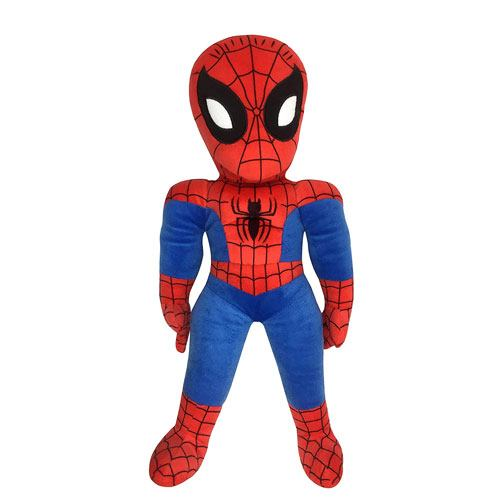 spiderman plush toy doll