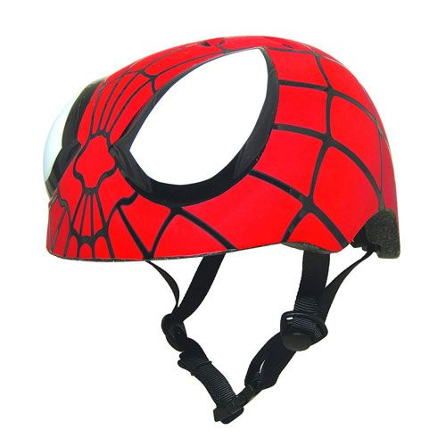 spiderman protective helmet