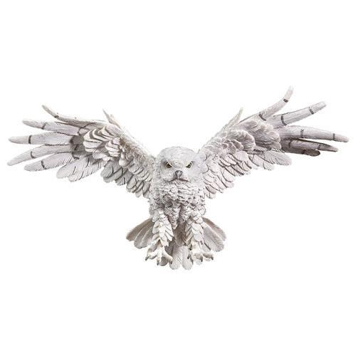 mystical spirit owl sculpture