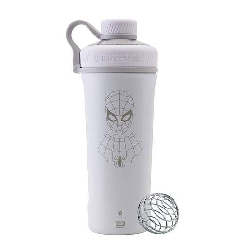 stainless steel spiderman bottle