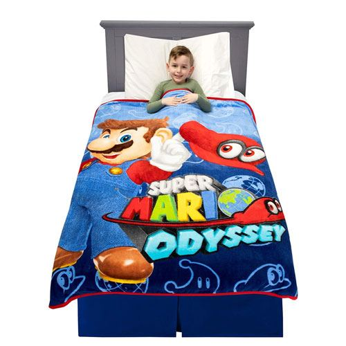 super mario bed sheets set