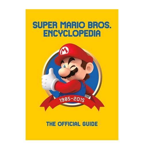 super mario encyclopedia guide
