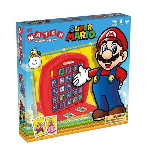 super mario top trumps board game