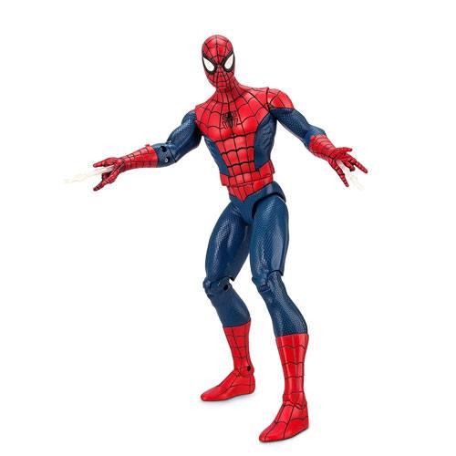 talking spiderman action figure