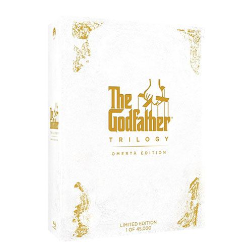 the godfather blu-ray collection