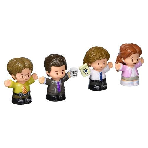 little people the office figurines