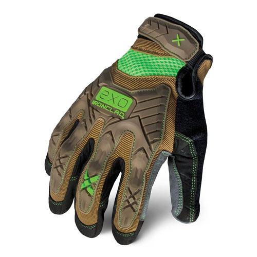 impact protection work gloves