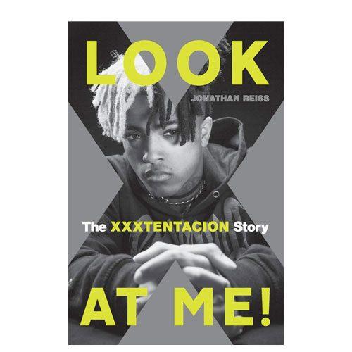 xxxtentacion book present