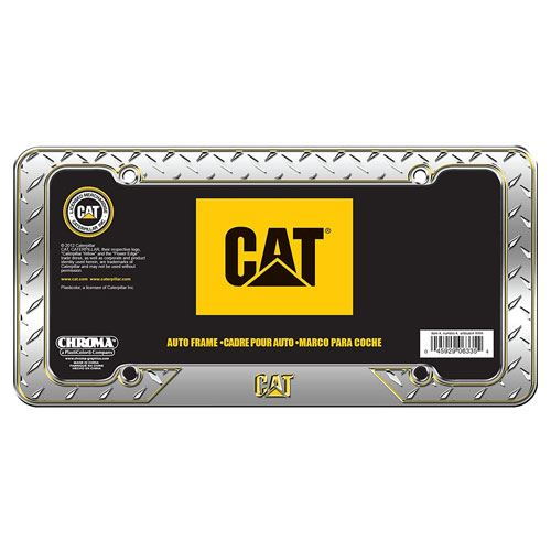 cat tread plate frame