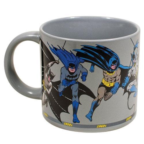 batman through the years mug