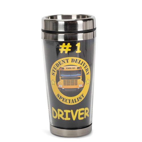bus driver tumbler mug present