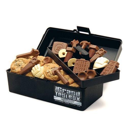chocolate toolbox gift set
